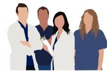 Ilustração sobre saúde pública